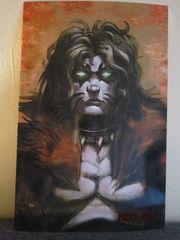 Kiss - Special Card Poster Bild -