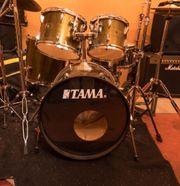 Schlagzeug Drumset Tama Imperialstar 20