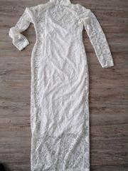 Damen Kleid Hochzeitskleid Abendkleid