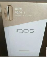 Iqos 3 kit Brillant Gold