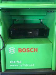 Motor Abgastester Bosch FSA 740