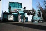 Bohrhammer Bohrmaschine Makita Akku-Kombihammer DHR243RTJV