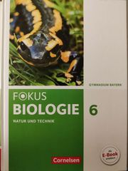 FOKUS Biologie 6 Gymnasium Bayern