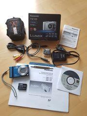 Panasonic Lumix DMC - TZ-10