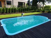 Pool Jumbo gfk Schwimmbecken Schwimmbad