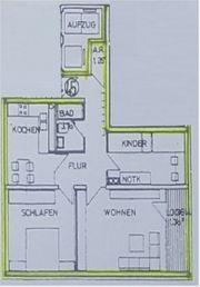 3 5 Zimmer Wohnung über