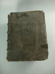 Bibel aus dem Jahr 1618