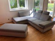 Couch L-förmig