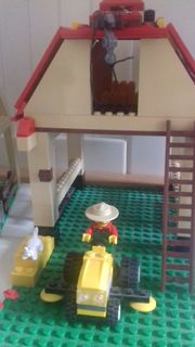 Lego City Bauernhof