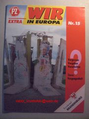 Zeitschrift PZ extra Wir in