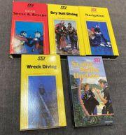 5 VHS Video - Tauchen Lernen