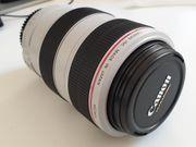 ein Canon EF 70-300mm f