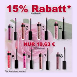 Kosmetik und Schönheit - Lippenstift - Nuskin - 15 Rabatt - NEU