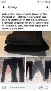 Jeans Hosen zu verkaufen