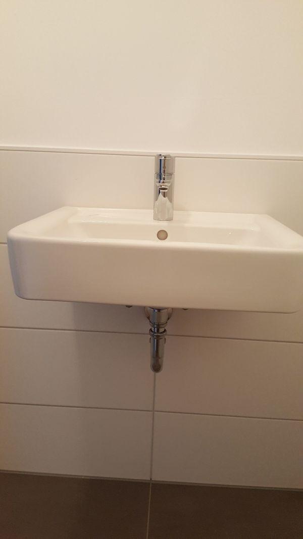Bevorzugt Neues Keramag Renova Nr.1 Plan Waschtisch weiß ; 55 in Nidderau NN48