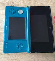 Nintendo 3 DS Aqua Blue
