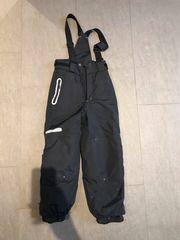Skihose schwarz Größe 122 7