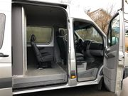 Trennwand Kabinenwand C-Säule Mercedes Sprinter