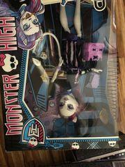 Monster High Sammlung Auflösung