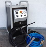 Trockeneisstrahlanlage IceJet FX-Professional