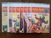 Robin Hood CCH Comic Nr