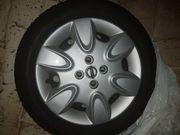 Reifen mit Felgen und Räder