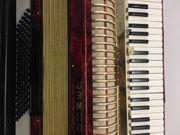 Hohner Akkordeon Verdi II zu
