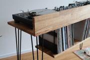 DJ Tisch DJ Booth DJ
