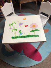 Kinderzimmer -Set Tisch und 2
