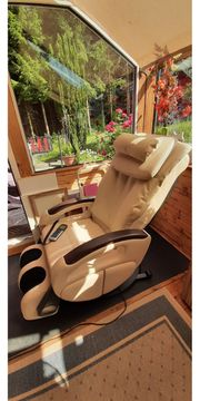 Neuwertiger Massagesessel zu verkaufen