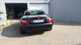 Mercedes SLK 200 Blue Efficieny: Kleinanzeigen aus Gemmrigheim - Rubrik Mercedes Cabrio, Roadster