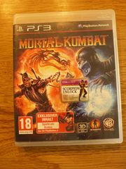 MORTAL KOMBAT für PS 3