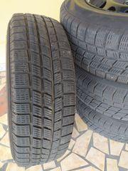 4 Pirelli Winterrreifen 195 65