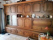Wohnungsaufloesung tolle Eiche Möbel Küchenbufet