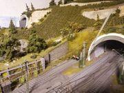 modelleisenbahn Nachbau Bahnhof Vaihingen Enz