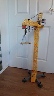 Playmobil Riesenkran mit Fernbedienung