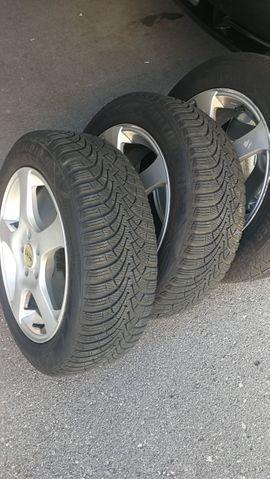 4 Winter Reifen 205 55: Kleinanzeigen aus Bregenz - Rubrik Winter 195 - 295