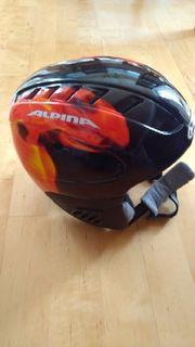 Alpina Skihelm für Kinder Gr