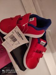 addidas Spiderman Schuhe Größe 22