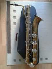 Saxophon Bariton Weltklang