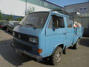 VW BUS T3 SYNCRO MIT