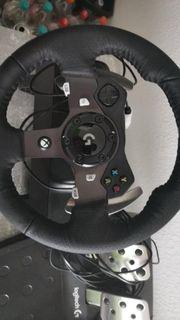 Logitech G920 Driving force wheel