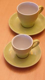 Kaffee- und Espressogeschirr 78 Teile