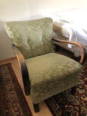 Vintage Sessel mit Armlehnen