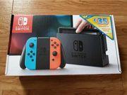 Nintendo switch kpl Tasche Spiel