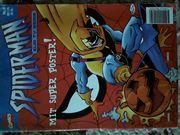 Comic Spiderman Marvel 1995
