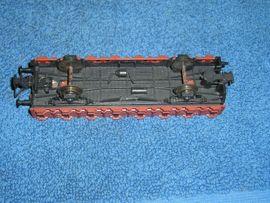 Modelleisenbahnen - Liliput H0 1 Rungenwagen 78