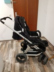 Kinderwagen ABC Turbo 6S
