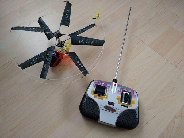 JAMARA Zimmerflug-Hubschrauber NANO Heli 030322