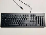 HP USB-Tastatur mit Sondertasten nagelneu